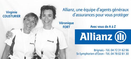 Agents ALLIANZ Fort et Cousturier Brignais