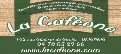 caféone brignais