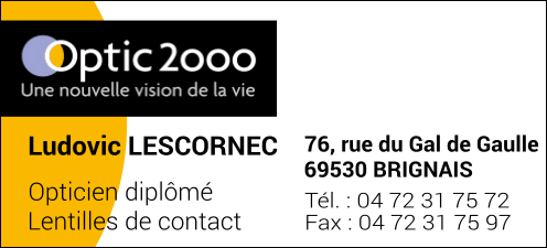 Optic 2000 Brignais