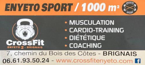 Crossfit Enyeto Brignais